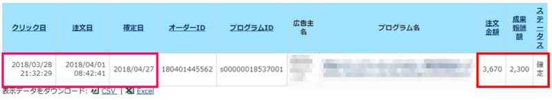 a8net管理画面