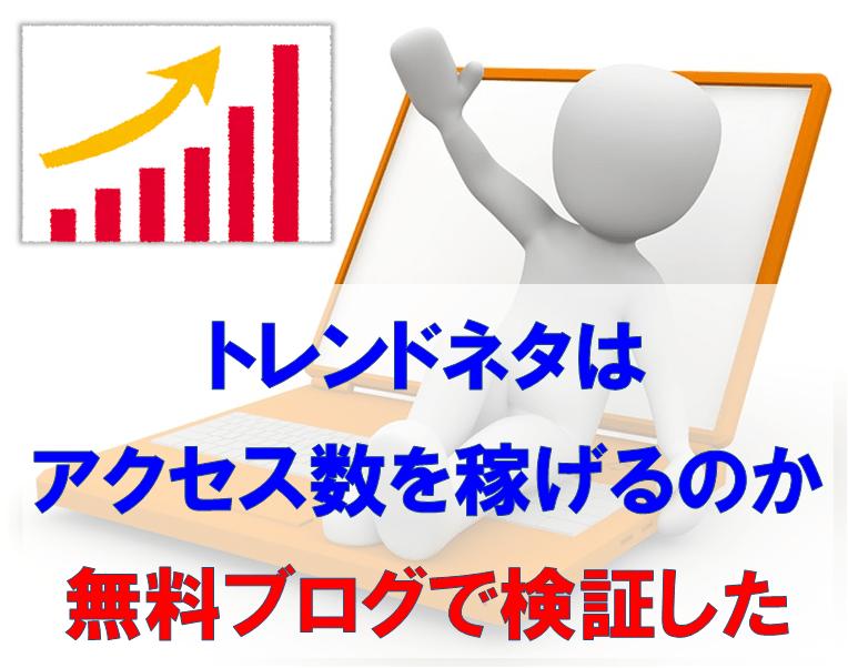 アクセス解析のグラフとパソコンの画像