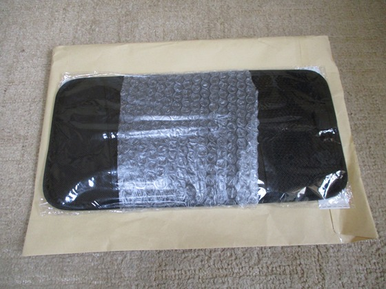 楽天市場で購入したCDホルダーが届いたときの商品画像